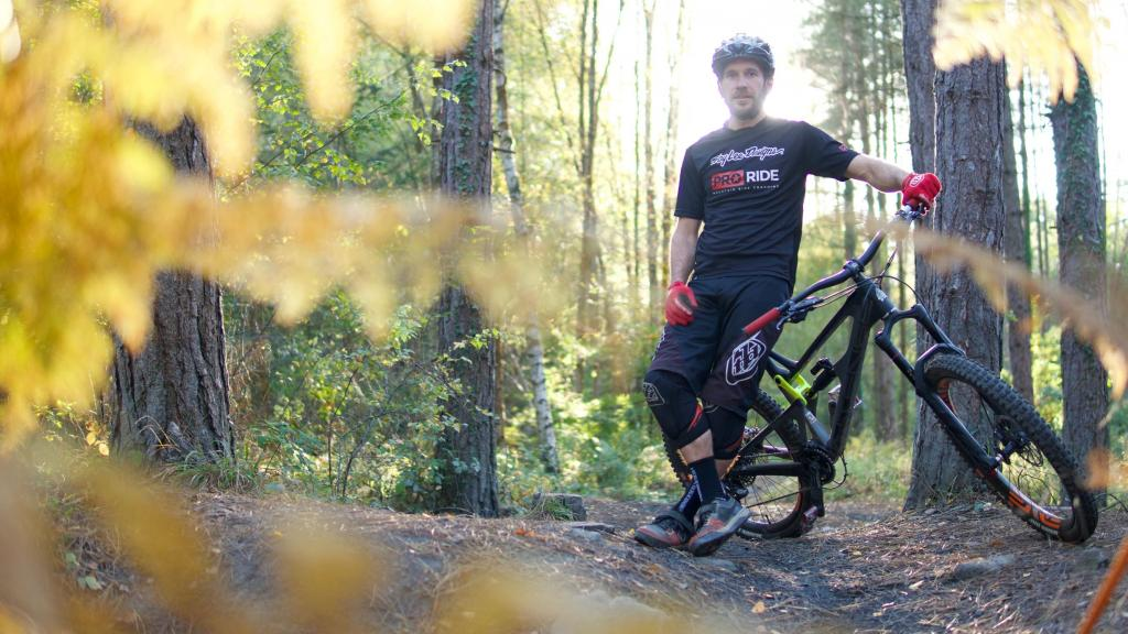 Olly Robbins from Pro Ride Mountain Bike Coaching