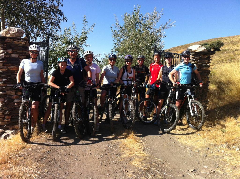Family Mountain Bike Holiday