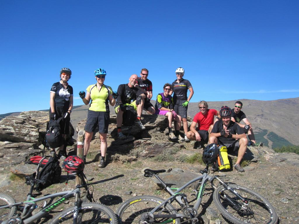 Mountain Bike Group Holiday