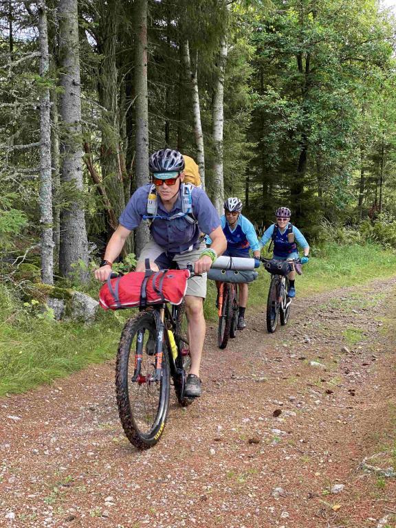 Bikepacking adventure with BikepackingOslo