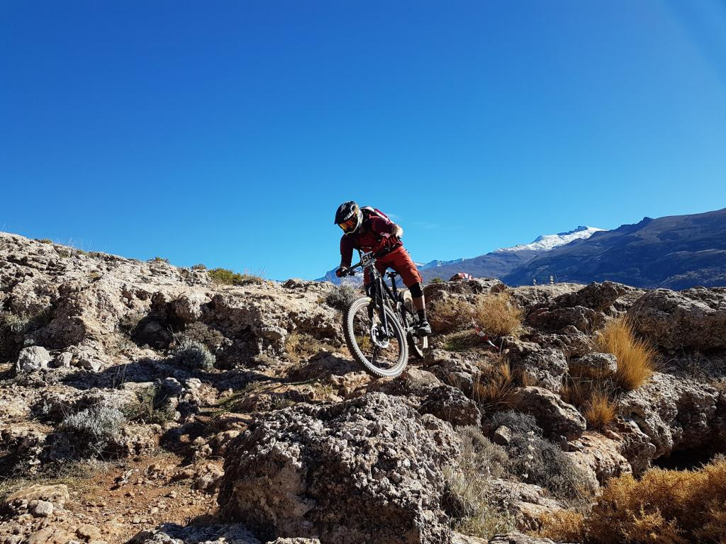 Enduro Riding Spain