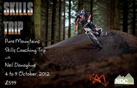 Skills trip poster