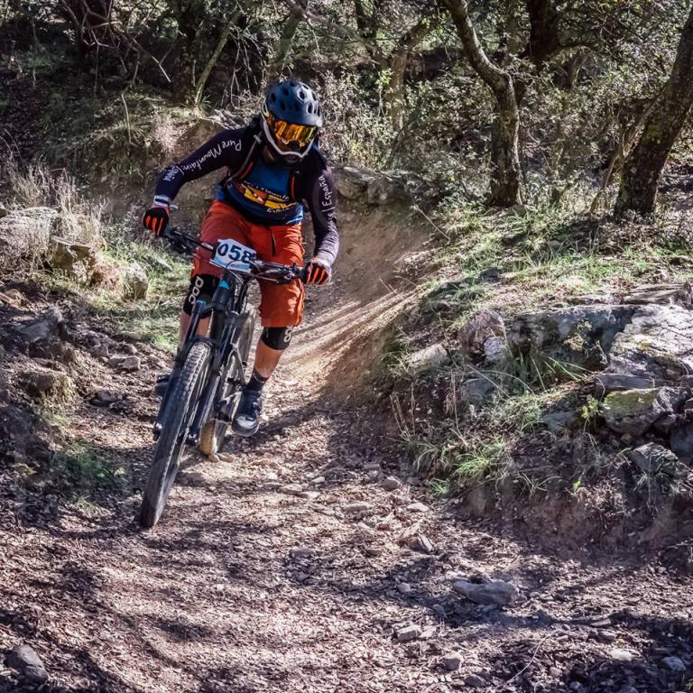 Singletrack Enduro Riding