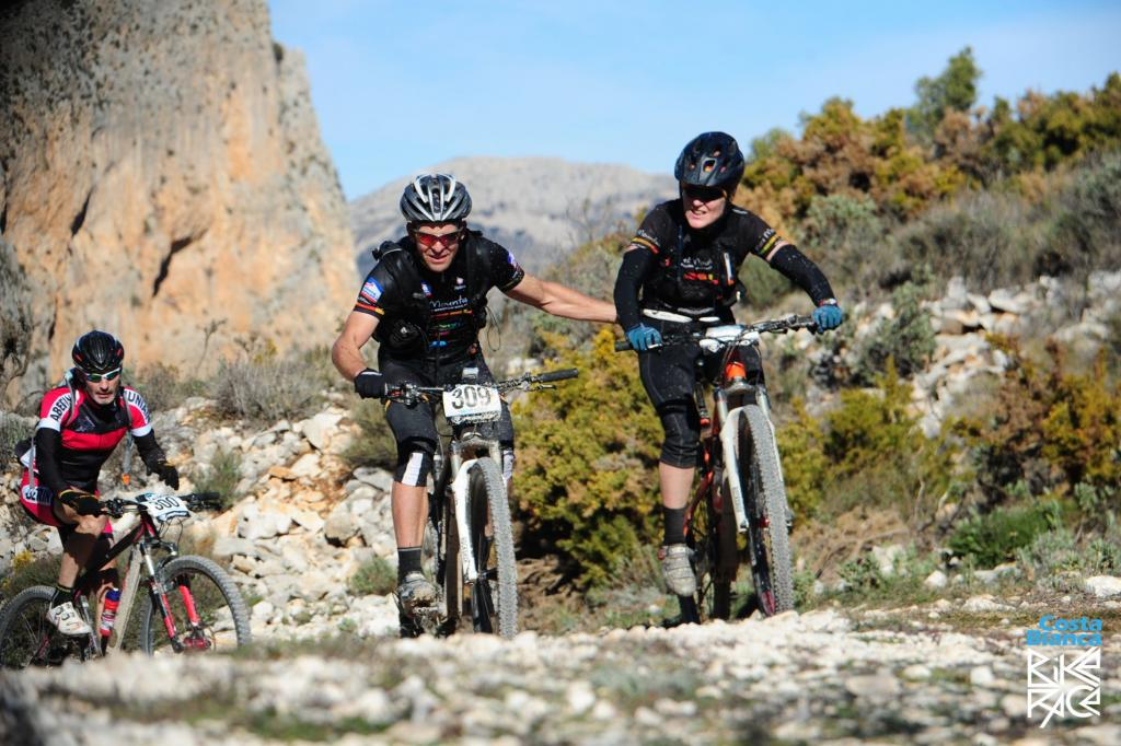 Costa Blanca Stage Race pairs racing