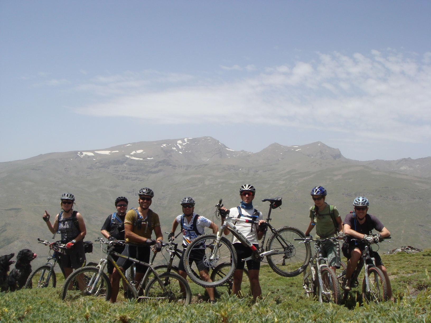 Pure Mountains High Mountain Bike Holidays