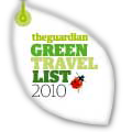 The Guardian Green Travel List 2010