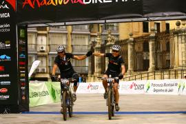 Andalucia Bike Race : the finish line