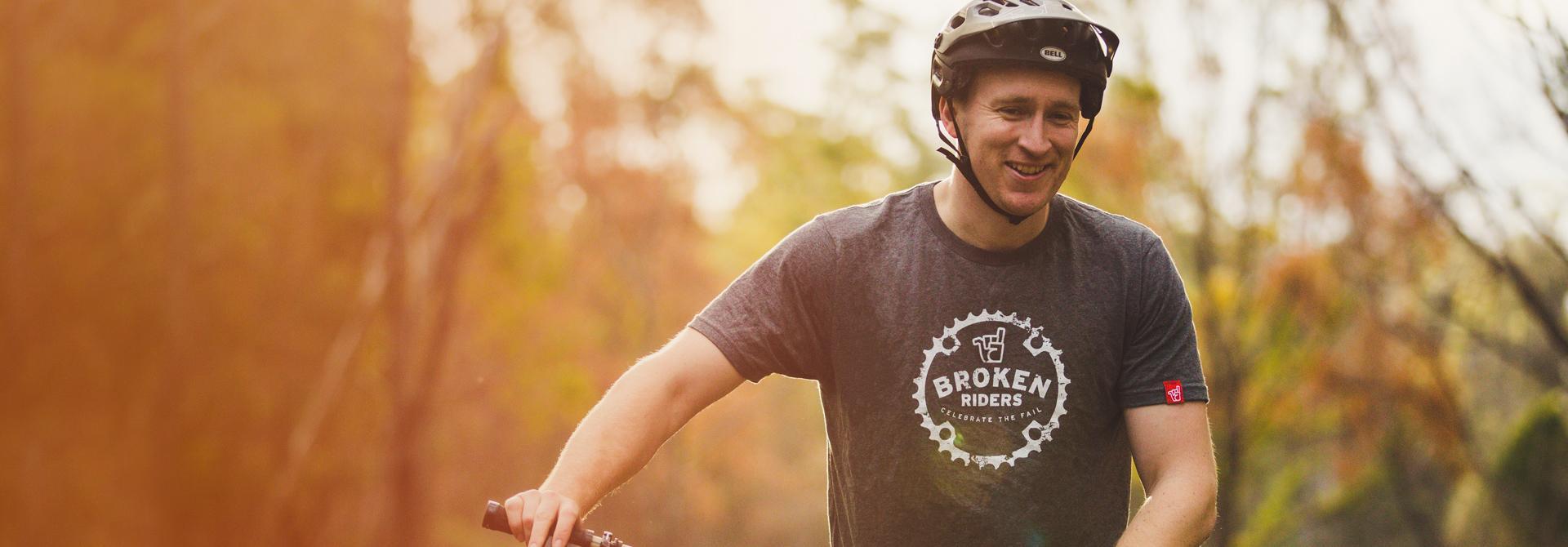 Broken Riders mountain bike apparel