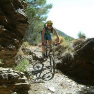Mountain biking perfection
