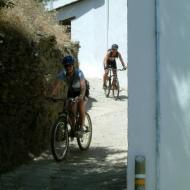 Pueblo blanco, Andalucía