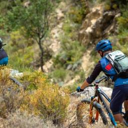 Guided MTB trips in Spain