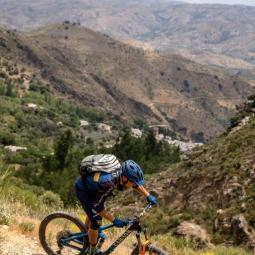 Alpujarra mountain biking